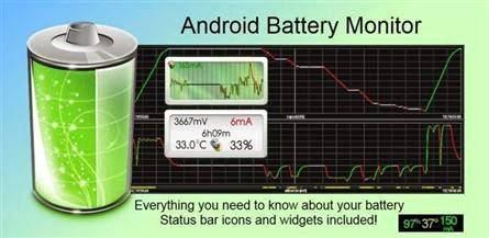 Battery Monitor Widget Pro v2.8.4 Full Apk İndir
