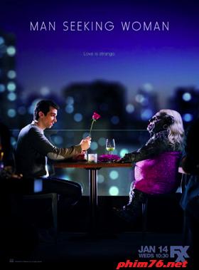 Hành Trình Tìm Gấu Phần 1 - Man Seeking Woman Season 1