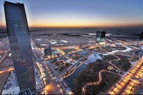 Songdo+Internatinal+Business+District 10 Proyek Bangunan Paling Menakjubkan di Dunia
