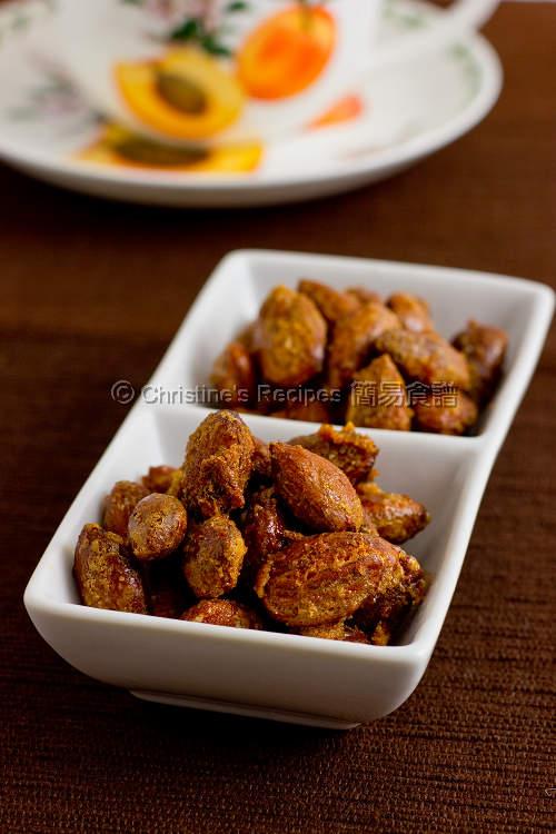 烤焗杏仁 Roasted Almonds01