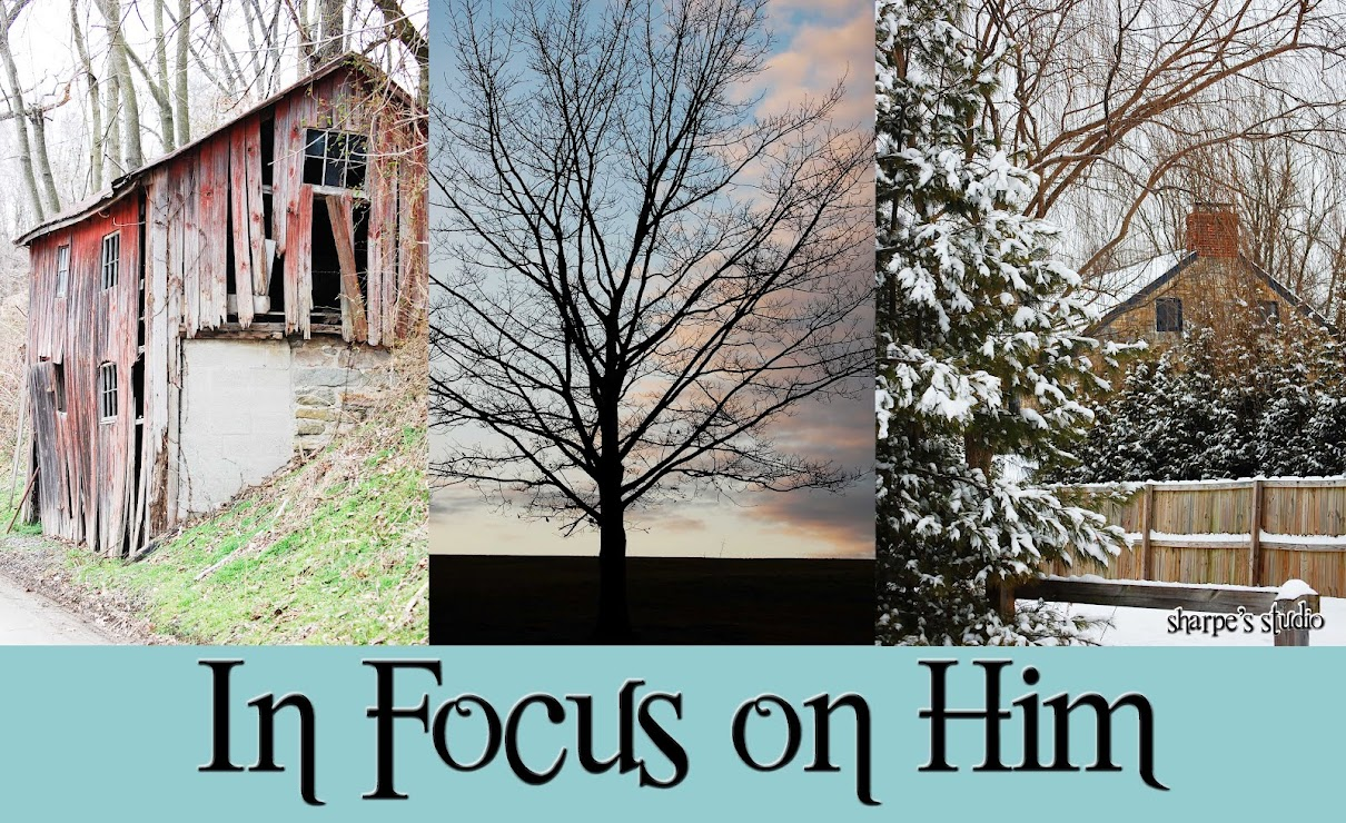 In Focus on Him