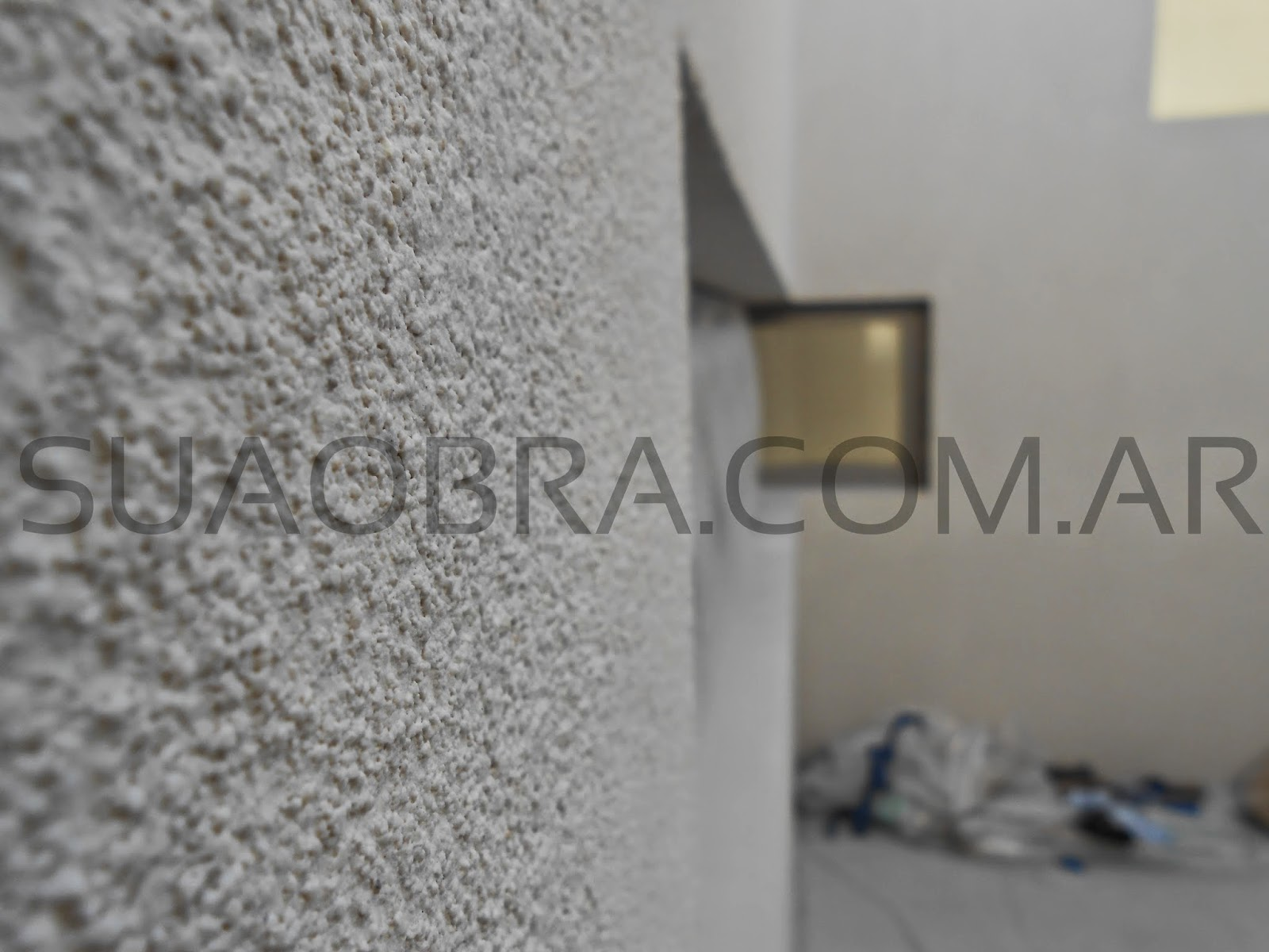 Suaobra revestimientos tel 4589 7878 cel 15 3553 5720 for Revestimiento plastico para paredes