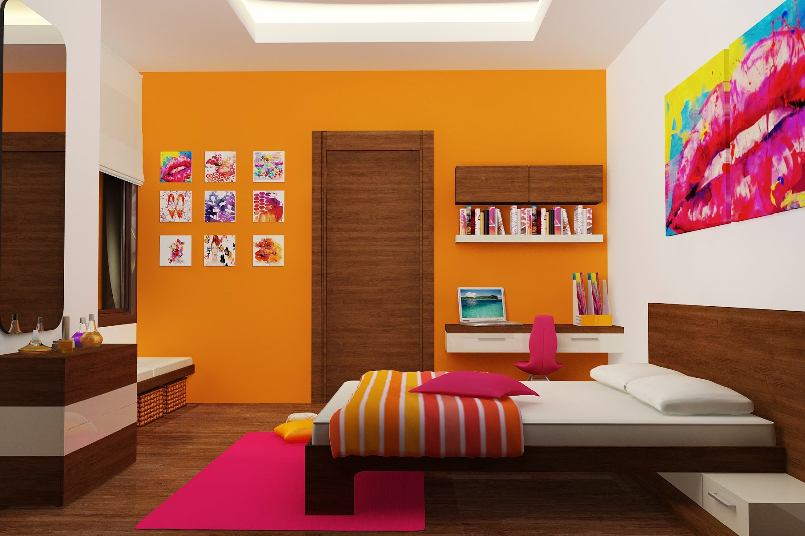 Interior Design Apartment Bangladesh