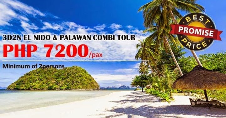 El Nido Palawan Tour Packages With Airfare