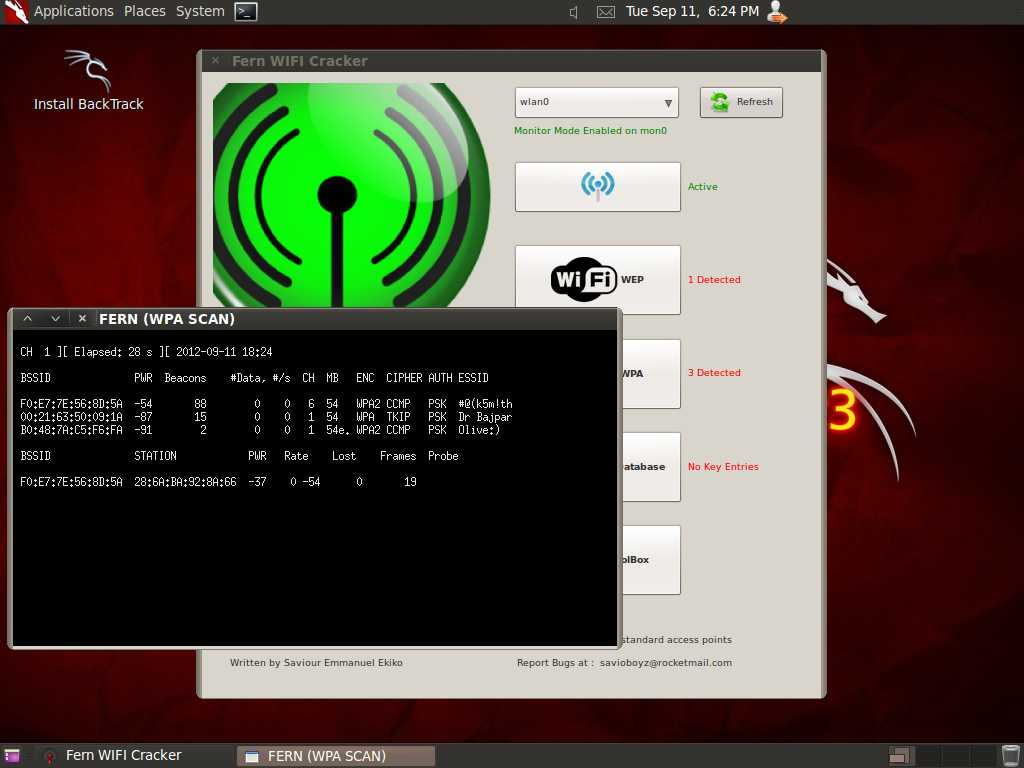 how to wpa2 ccmp with backtrack 5 hacky shacky