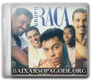 CD Grupo Raça – Paixão (1997)
