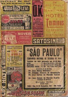 Guia Levi - Um informativo com horários de trens de passageiros de diversas ferrovias brasileiras