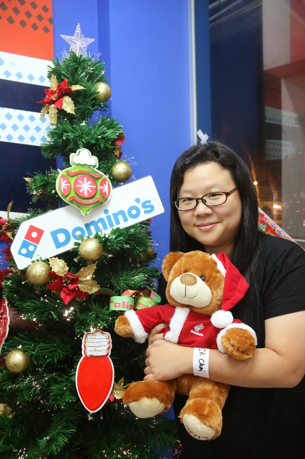 Celebrate Christmas with 50% off All Domino's Pizzas | Puzzle Of ...