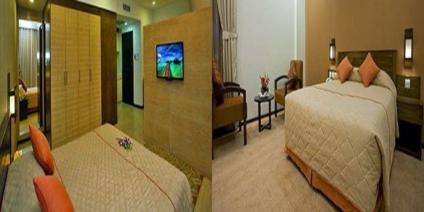 Room rates of the Artisan Hotel in Dhaka