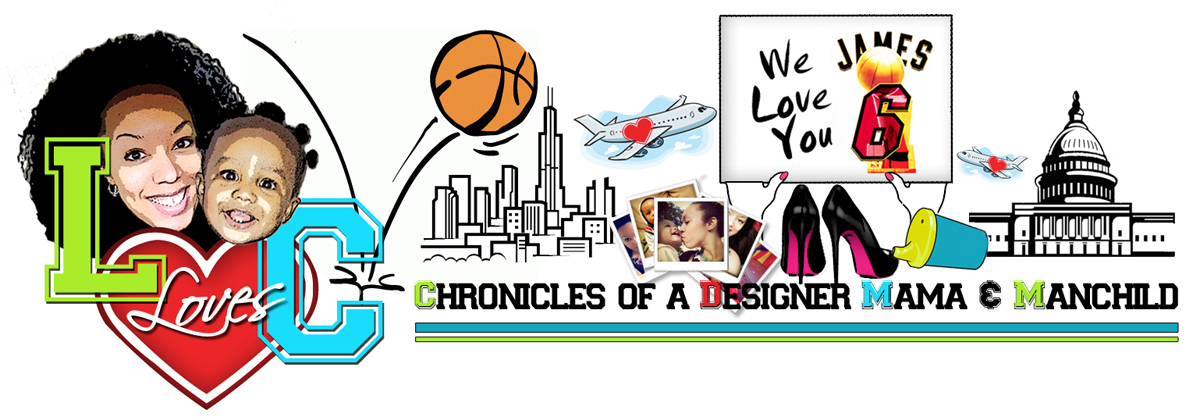 L Loves C :: Chronicles of a Designer Mama & Manchild