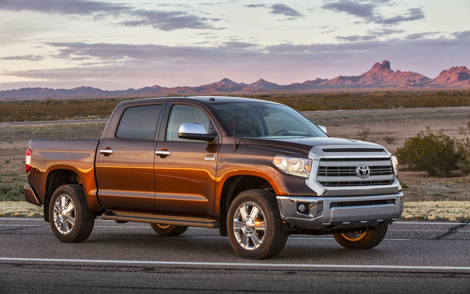 Toyota Releases Pricing For All New Trd Pro Series Tundra