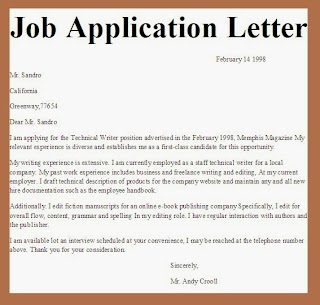 how to write a cover letter for a nigerian company