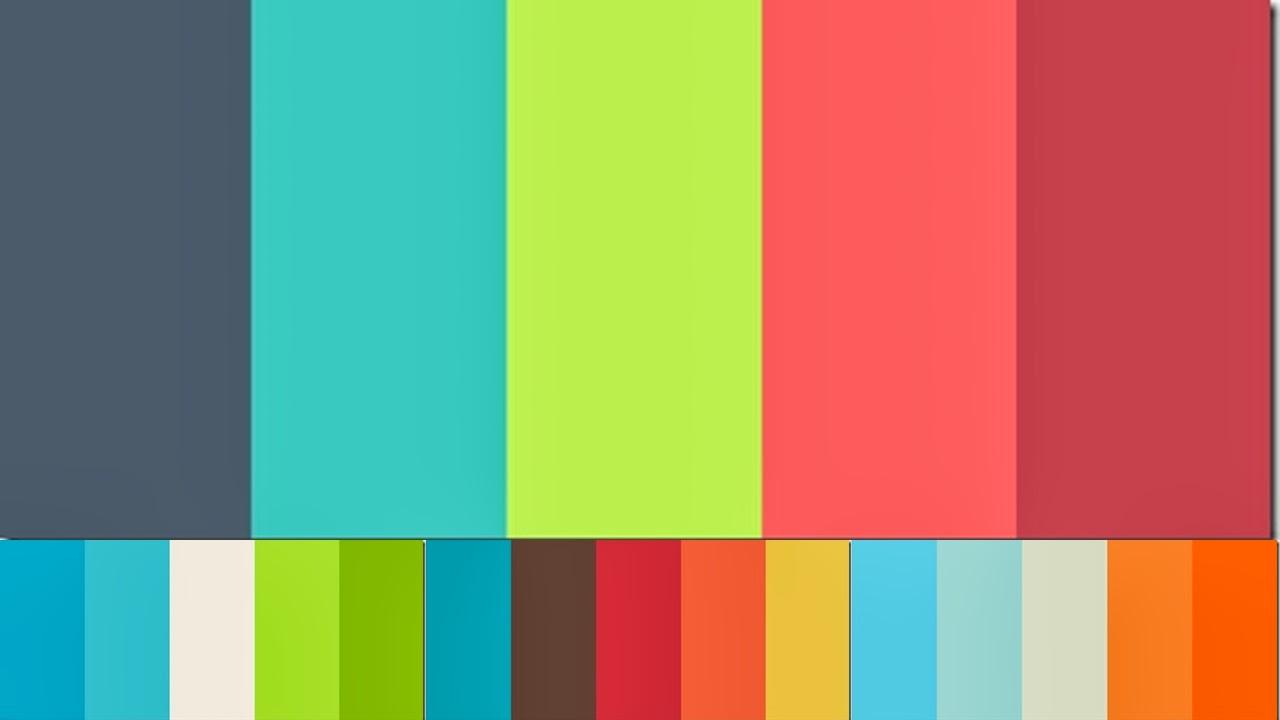 15 paletas de colores para tus dise os 1 onevideito