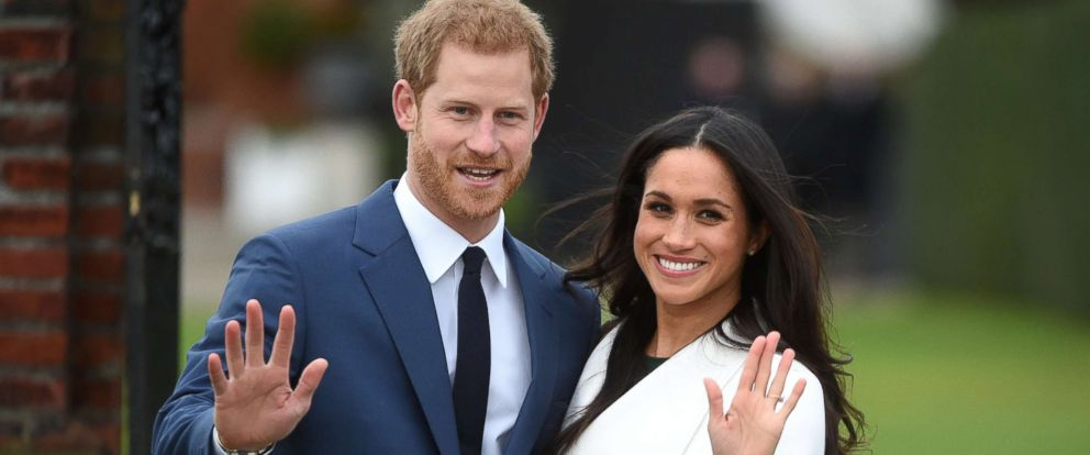 What Prince Harry and Meghan Markles Engagement Photos