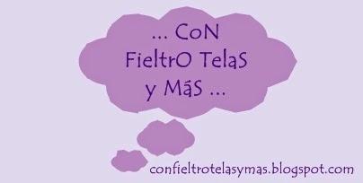 Con Fieltro Telas y Mas