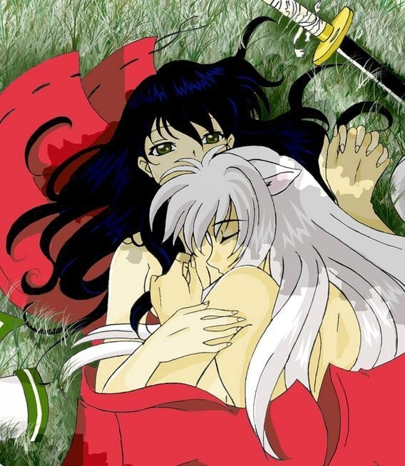 Inuyasha and Kagome Doing It http://animecontron.blogspot.com/2012/12/especial-do-casal-vencedorinuyasha-and.html