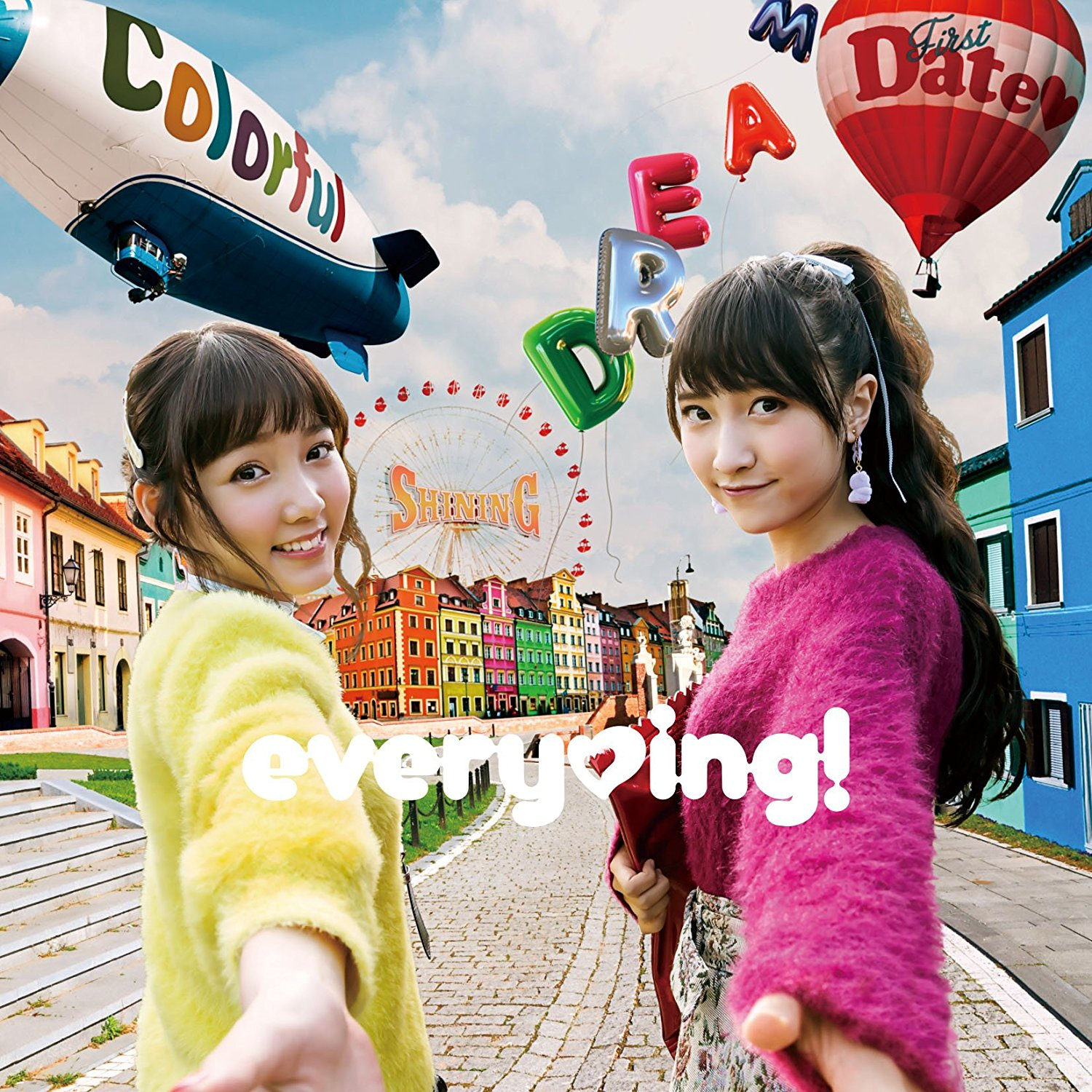 every♥ing!『Colorful Shining Dream First Date』