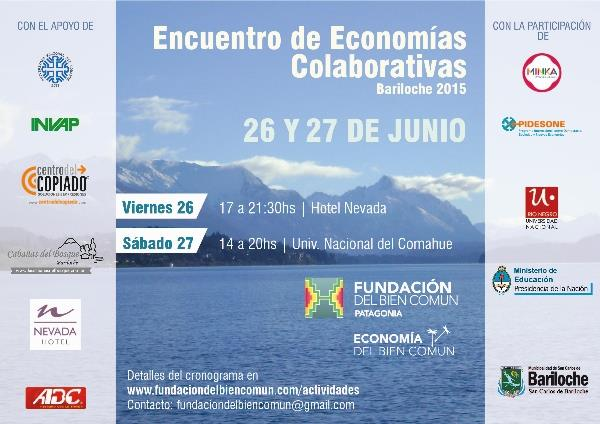 Encuentro de Economías Colaborativas.