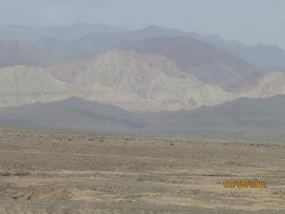 montagnes de plus près