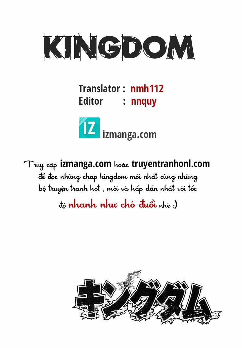 Kingdom - Vương Giả Thiên Hạ Chapter 2 page 3 - IZTruyenTranh.com