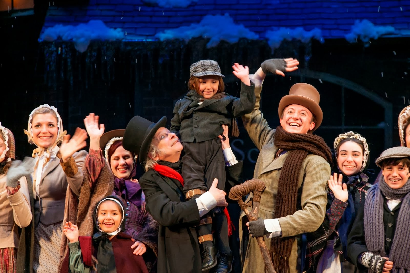 Win 4 Tickets to A Christmas Carol