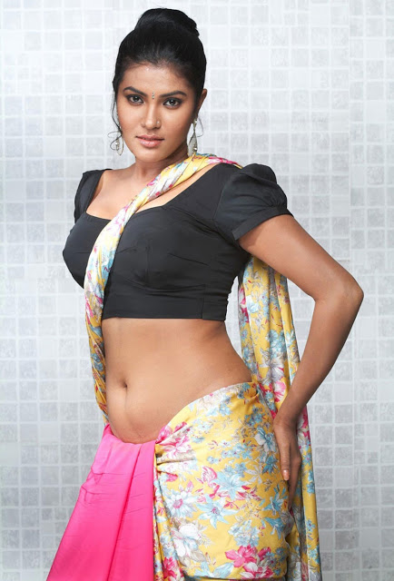 Actress Rhythamika Super Hot Navel Show Images ~ Bollywood Hot Photos