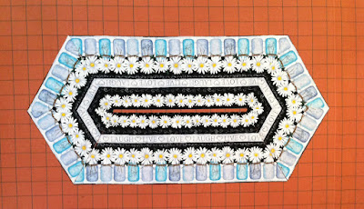 easy strip table runner