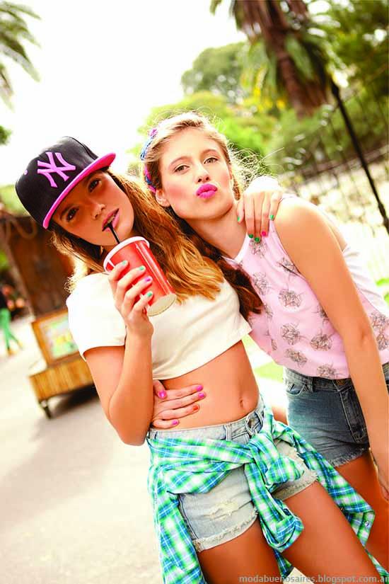 Moda juvenil primavera verano 2015 Te lo Juro.