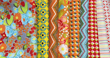 March mystery fabrics