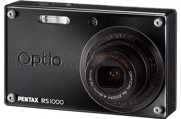 Pentax Optio RS1000 price in Pakistan at Symbios.PK