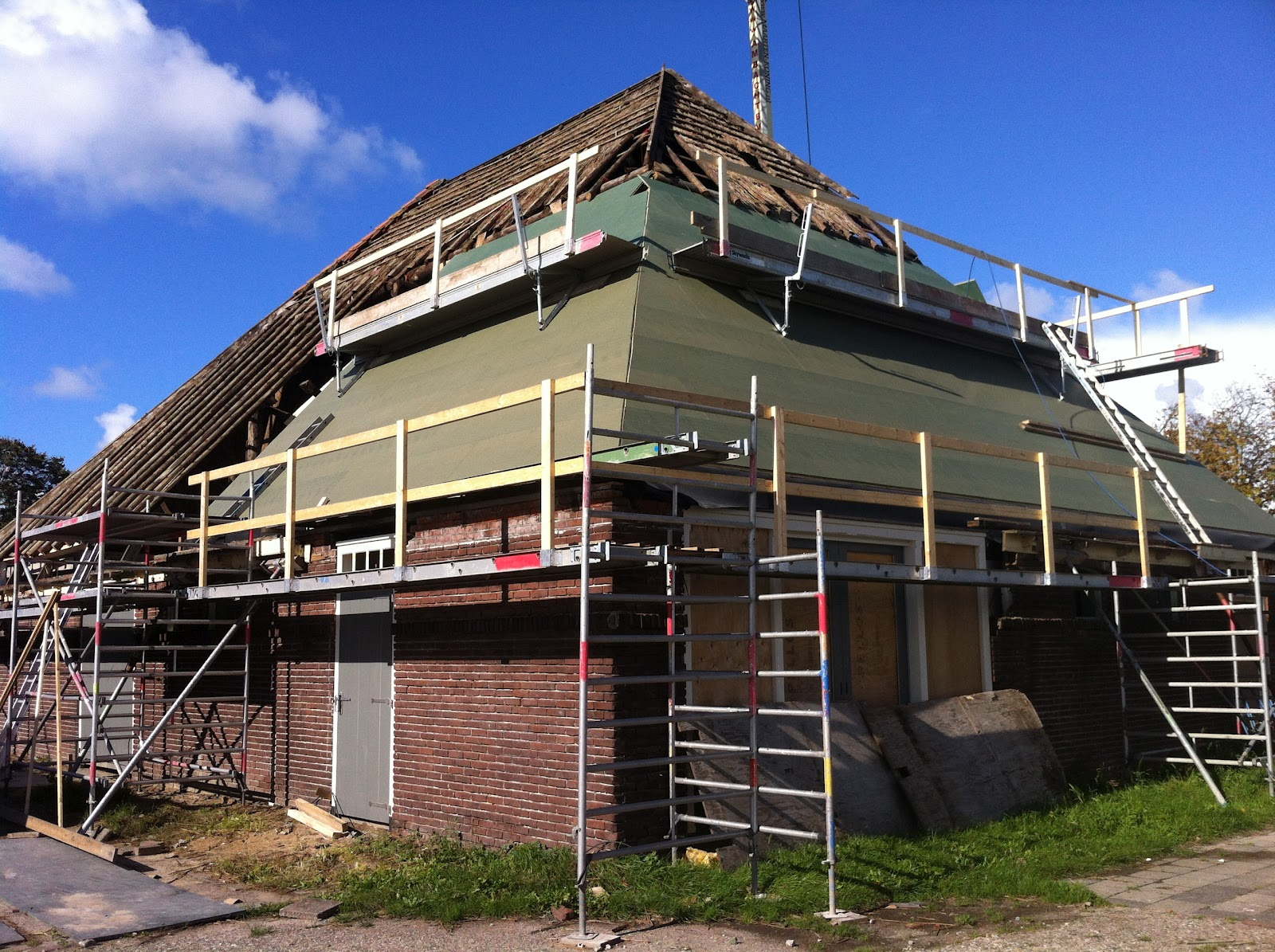 Jacobshoeve bakkum b en b kookstudio vergader en trainingslocatie een deel van het dak - De meidenkamers ...