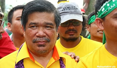 PAS STANDS BY DEPUTY HEAD MAT SABU ON SHIA' ISSUE !!