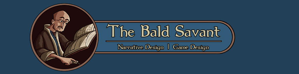 Blog of The Bald Savant