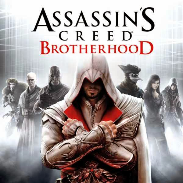 ASSASSIN'S CREED : BROTHERHOOD PS3 GAME