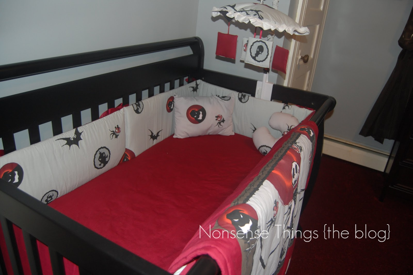... nursery sets and that is where I got the crib bedding, mobile, hamper