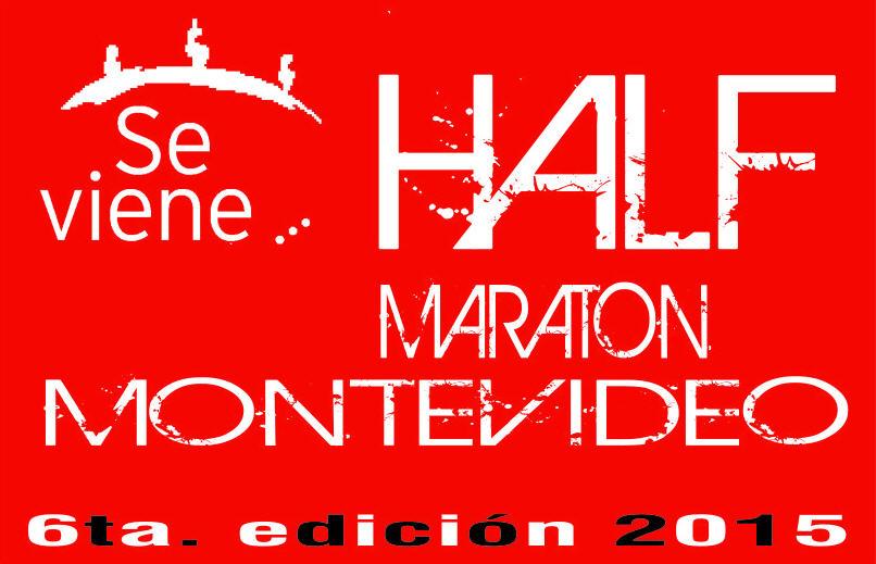 Half Maratón Montevideo (21k 10k 5k, 23/ago/2015)