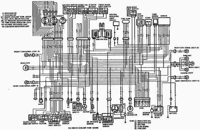 owners manual download  suzuki rf600r 1995