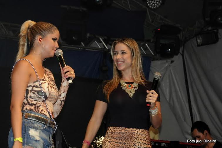 276e9453359 Luana Monalisa foi a convidada especial da dupla Maria Cecília e ...