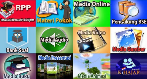 "MEDIA PEMBELAJARAN SD/MI, SMP/MTs, SMA/MA/SMK DARI ""SUDUNG BELAJA"", PORTAL E-LEARNING BTIKP DINAS PENDIDIKAN PROVINSI JAMBI"