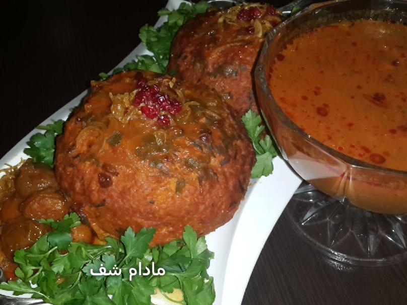 کوفته بادمجان شف طیبه – سایت آشپزی – دستور پخت غذا