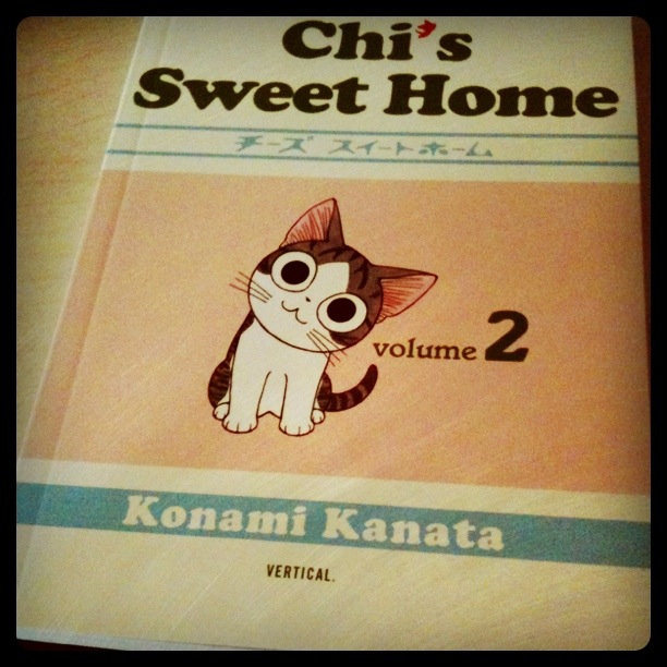 Uniflame creates book review chi 39 s sweet home vol 2 by konami kanata - Chi s sweet home ...