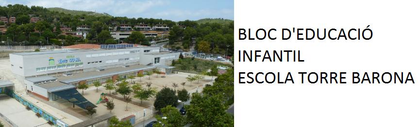 BLOC D'EDUCACIÓ INFANTIL