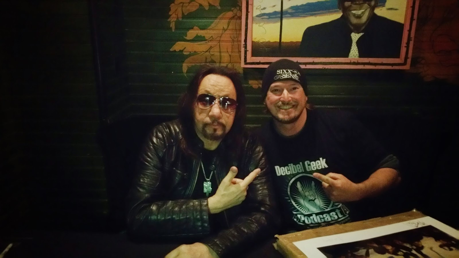 Ace frehley invades anaheim an ace frehley show review decibel the last time i saw ace play was with kiss was in 2000 on the kiss farewell tour and as been well documented he was not in very good form kristyandbryce Choice Image