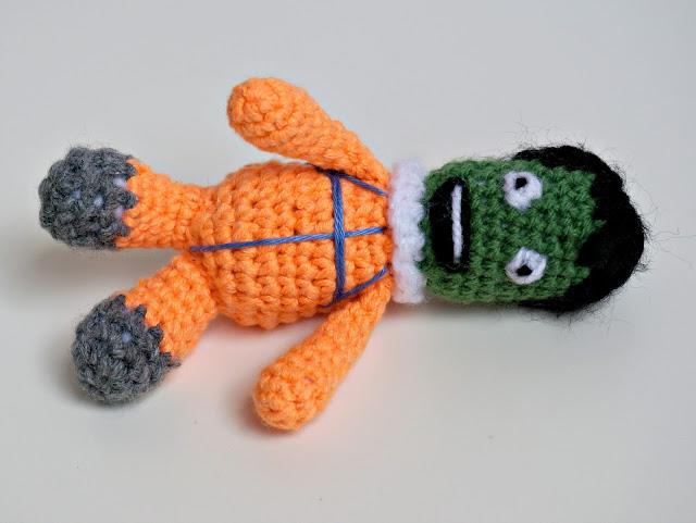 kerbal, kerbal space program, kerbal crochet, crochet, szydełko, maskotka