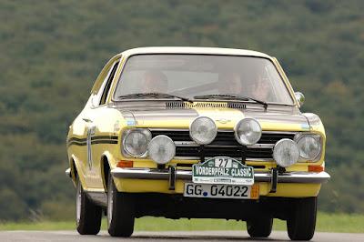 το Rallye Kadett 'κατά συρροή' νικητής