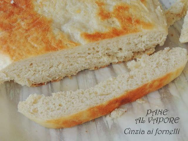 pane al vapore, ricetta bimby