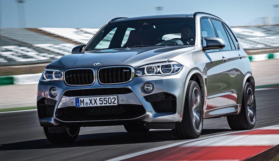 BMW X5M 2015