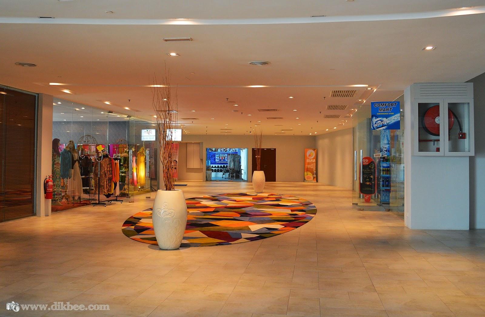 Kemudahan Rekreasi di Hotel Casuarina @ Meru
