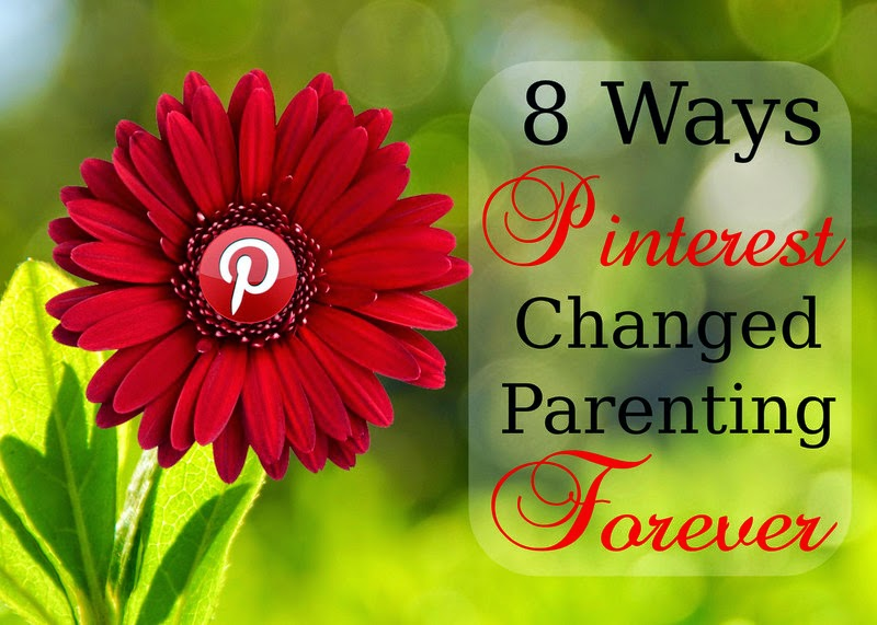 8 Ways Pinterest Changed Parenting Forever -- thanks to Pinterest, no child's birthday party is complete unless it looks like a wedding reception.  {posted @ Unremarkable Files}