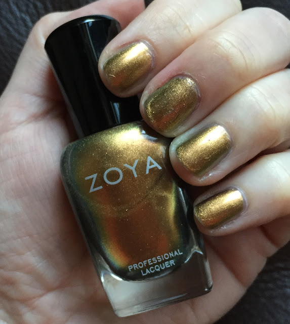My 2015 in Nails, nail polish roundup, nail polish, nail lacquer, nail varnish, manicure, #ManiMonday, Zoya Aggie
